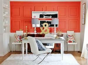 Deco Sejour Moderne : couleur du salon moderne pr l vement d ~ Teatrodelosmanantiales.com Idées de Décoration
