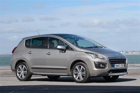 Used Peugeot 3008 Review