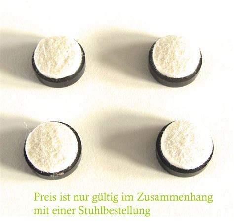 Filzgleiter Für Stühle by Filzgleiter Set F 252 R Stuhl Aac 22 Barhocker Aas 32 Hay