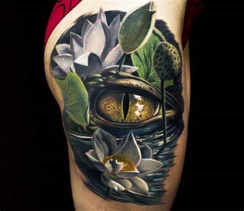crocodile eye tattoo  alexander kolbasov post