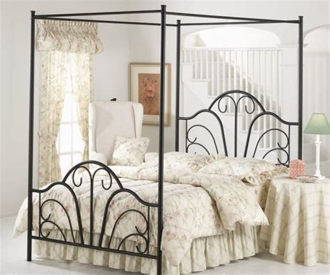 Elegant Canopy Beds For A Dream Bedroom Hometone