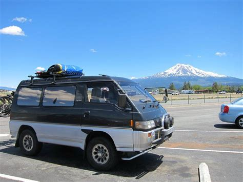 Delica Hd Picture by 108 Best Delica L300 4wd S Images On Caravan