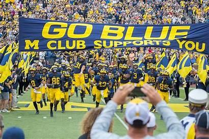 Michigan Football University Tennessee State Recruiting Visitors