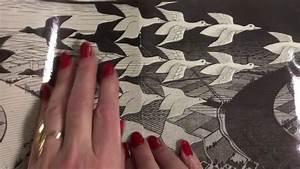 C How To : kids can draw m c escher tessellations youtube ~ A.2002-acura-tl-radio.info Haus und Dekorationen
