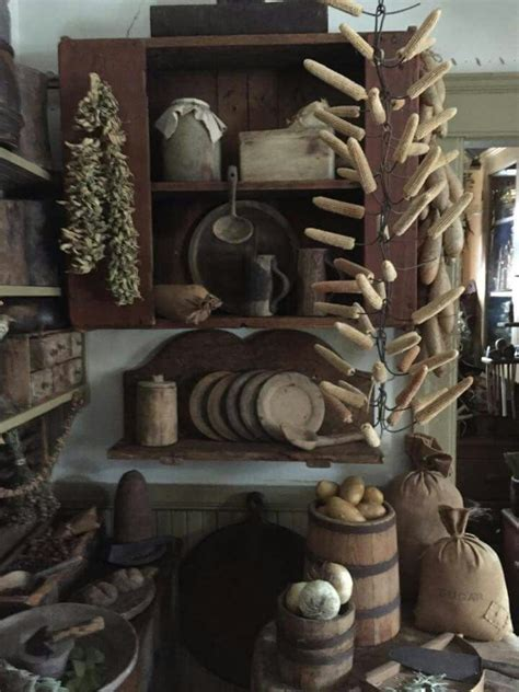 painted keg antiques country decorating ideas chapter