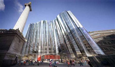 monument london city  london office building  architect
