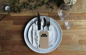5 RUSTIC PLACE SETTING IDEAS the little lending company