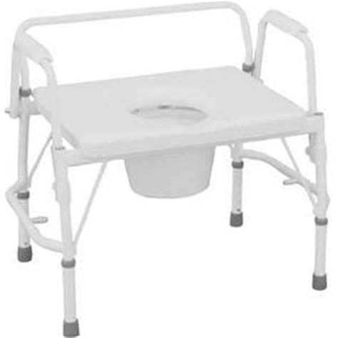 surgical shower commode chair with back wheels arms 250