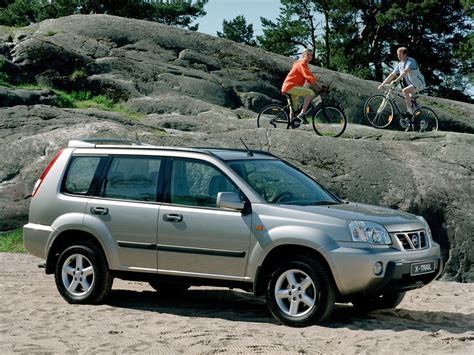 Nissan X Trail Photo by Nissan X Trail Picture 6699 Nissan Photo Gallery