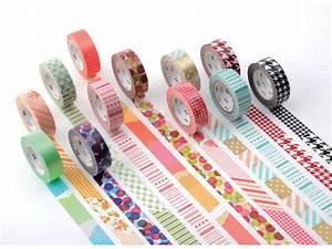Washi Tape Japans Popular Stylish Masking Tape Goin
