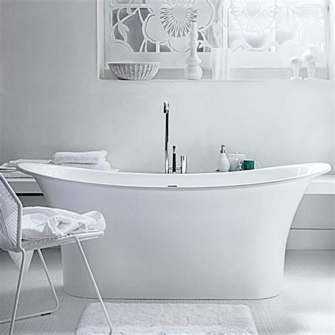 tranquil bathroom ideas tranquil modern bathroom with floral screen bathroom decorating ideas bathtubs housetohome