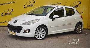 Peugeot 207 1 6 Hdi : peugeot 207 1 6 hdi 98g id 785410 brc autocentrum ~ Medecine-chirurgie-esthetiques.com Avis de Voitures