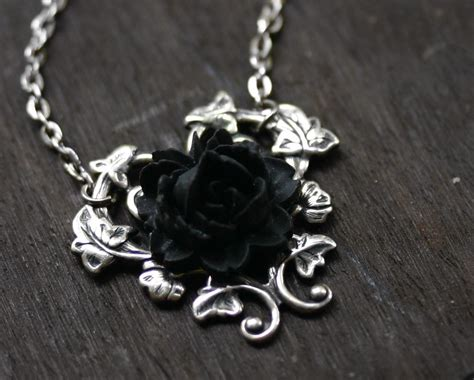 Gothic Jewelry Necklace