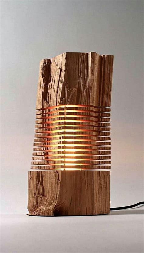 awesome ideas  wood lamp art diy motive