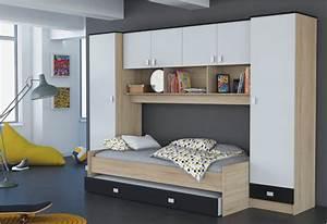 Rangement Chambre Ado : meuble rangement chambre ado collection avec cm blanche pour femme bon garcon deco parisienne ~ Voncanada.com Idées de Décoration