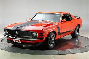 1970 Ford Mustang Boss 302 Is A Numbers Matching Beauty