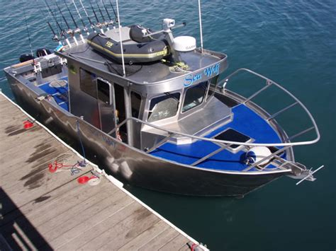 Aluminum Offshore Fishing Boat offshore fishing boat plans spt boat