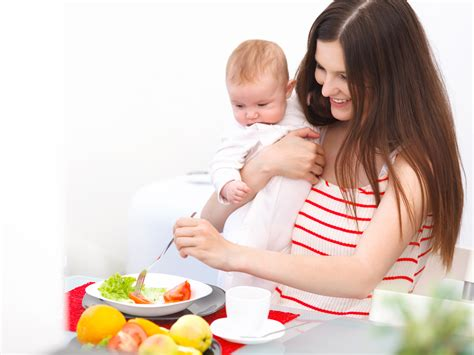 Know More About Healthy Diet For Breastfeeding Mother