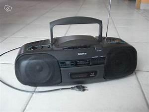 Poste Radio Sony : poste radio cd k7 donner paris 17 ternes 75 ~ Maxctalentgroup.com Avis de Voitures