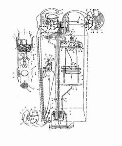 Rfd System View Diagram  U0026 Parts List For Model 361rfd Sub