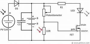 solar garden light circuit diagram With solar garden light wiring diagram