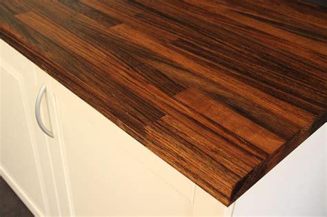 Arbeitsplatte  Küchenarbeitsplatte Massivholz Ovengkol