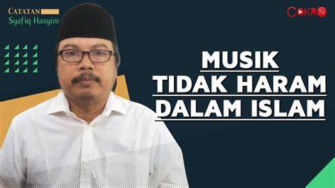 Dahulu di web kita tercinta ini, pernah dibahas masalah alat musik menurut ulama syafi'iyah. MUSIK TIDAK HARAM DALAM ISLAM I Catatan Syafiq Hasyim - YouTube