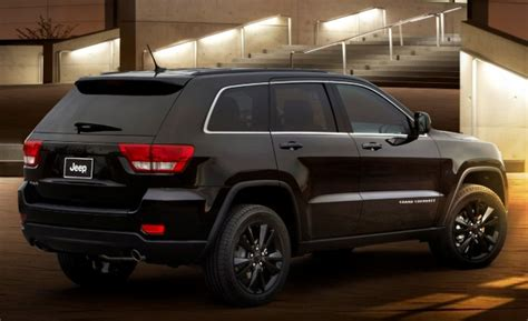 Blacked-out Jeep Grand Cherokee Concept Previews Upcoming