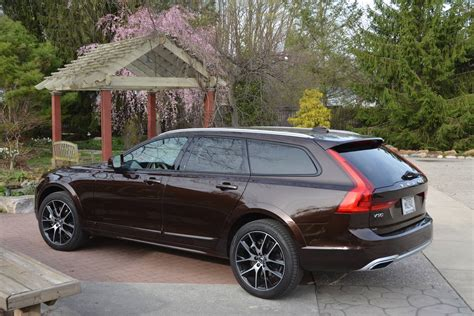 2017 Volvo V90 Cross Country Awd Review Gtspirit