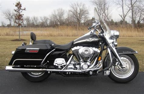 2003 Harley Davidson Road King by 2003 Harley Davidson Flhrci Road King Classic Moto