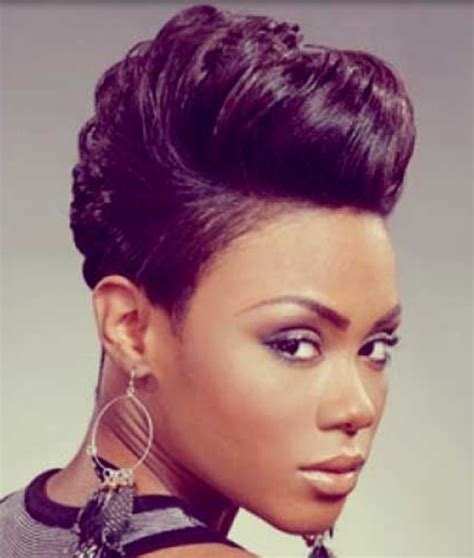 American Hairstyles For Gallery by Cool American Hairstyle With High Top Hair