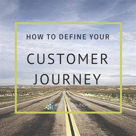 Define Customer by How To Define Your Customer Journey Aginto Solutions