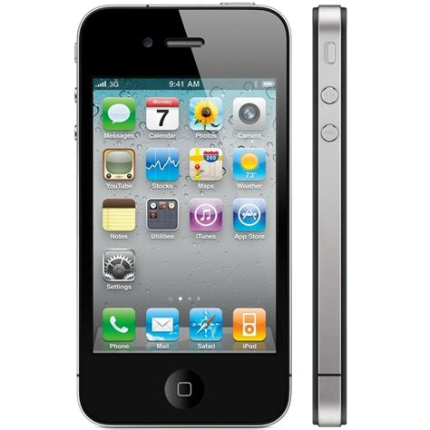 iphone from cricket apple iphone 4s 8gb for cricket wireless in black