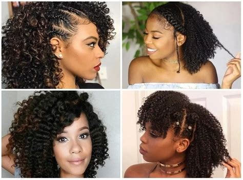 top  black natural hairstyles  medium length hair