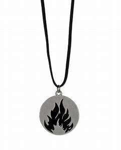 Divergent Dauntless Suede Cord Necklace | NECAOnline.com