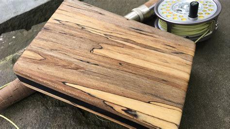 beautiful fly box    pallet wood part