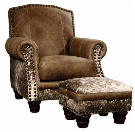 Cowhide Recliner by 17 Best Images About Cowhide Upholstered Furniture On