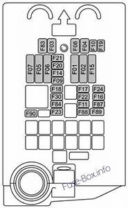 Fuse Box Diagram Jeep Compass  Mp  552  2017