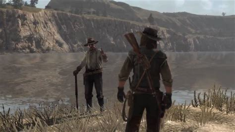 Red Dead Redemption Final Ending Hd Youtube