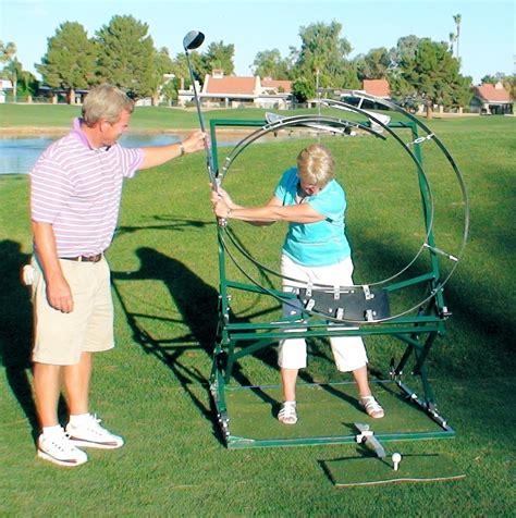 the golf swing sure swing golf machine purtzer golf media