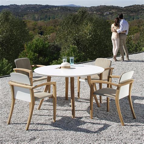 royal botania zidiz garden dining furniture luxury