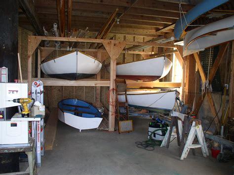 small boat storage ancora yacht service