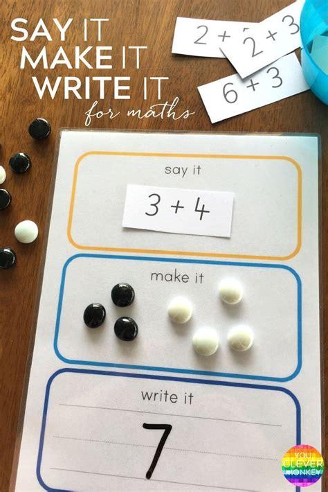 Best 25+ Simple Addition Ideas On Pinterest  Kindergarten Math, Addition Activities And