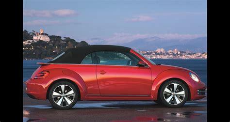 vw beetle vw beetle cabrio 2013 im test