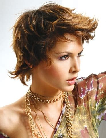 rock hair style rock chic hair styles 2011 makeup tips and fashion 7180