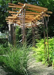 Tonnelle En Bambou : tonnelle bois ~ Premium-room.com Idées de Décoration