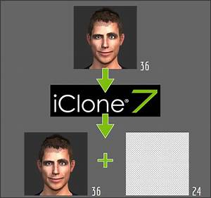 New Facial Expression System Structure