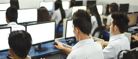 bs computer science asian institute  computer studies