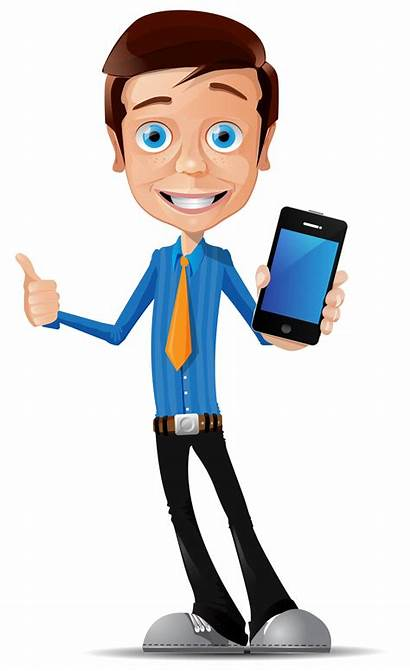 Businessman Money Vector Character Clipart Business Cartoon