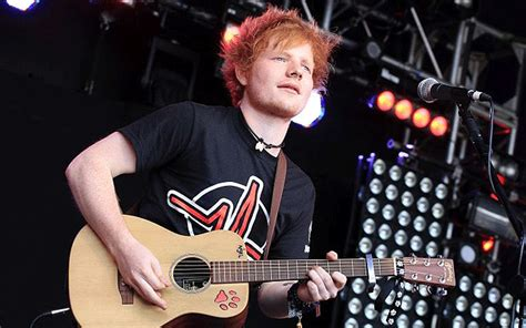 Ed Sheeran Tickets On Sale For Uk Tour 2014